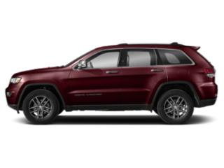 Velvet Red Pearlcoat 2018 Jeep Grand Cherokee Pictures Grand Cherokee Utility 4D Sterling Edition 4WD photos side view