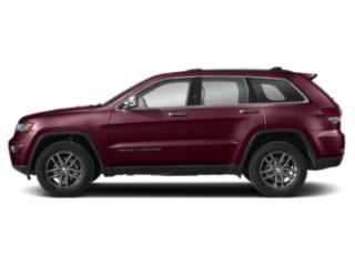 Velvet Red Pearlcoat 2018 Jeep Grand Cherokee Pictures Grand Cherokee Sterling Edition 4x2 *Ltd Avail* photos side view