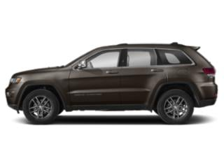 Walnut Brown Metallic Clearcoat 2018 Jeep Grand Cherokee Pictures Grand Cherokee Sterling Edition 4x2 *Ltd Avail* photos side view