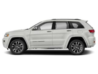 Ivory 3-Coat 2018 Jeep Grand Cherokee Pictures Grand Cherokee Overland 4x2 photos side view