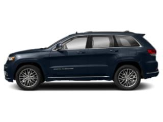 True Blue Pearlcoat 2018 Jeep Grand Cherokee Pictures Grand Cherokee Summit 4x2 photos side view