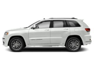 Ivory 3-Coat 2018 Jeep Grand Cherokee Pictures Grand Cherokee Utility 4D Summit 2WD photos side view