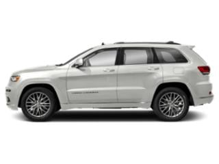 Ivory 3-Coat 2018 Jeep Grand Cherokee Pictures Grand Cherokee Summit 4x2 photos side view
