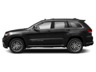 Diamond Black Crystal Pearlcoat 2018 Jeep Grand Cherokee Pictures Grand Cherokee Summit 4x2 photos side view