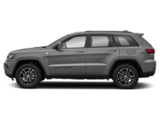 Billet Silver Metallic Clearcoat 2018 Jeep Grand Cherokee Pictures Grand Cherokee Trailhawk 4x4 *Ltd Avail* photos side view