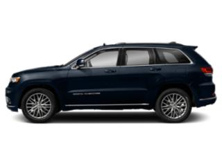 True Blue Pearlcoat 2018 Jeep Grand Cherokee Pictures Grand Cherokee Utility 4D Summit 4WD photos side view