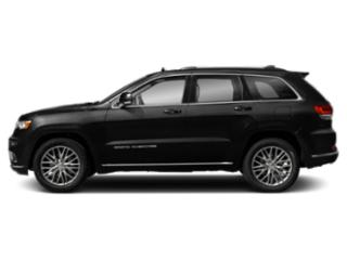 Diamond Black Crystal Pearlcoat 2018 Jeep Grand Cherokee Pictures Grand Cherokee Utility 4D Summit 4WD photos side view