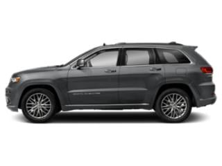 Billet Silver Metallic Clearcoat 2018 Jeep Grand Cherokee Pictures Grand Cherokee Utility 4D Summit 4WD photos side view
