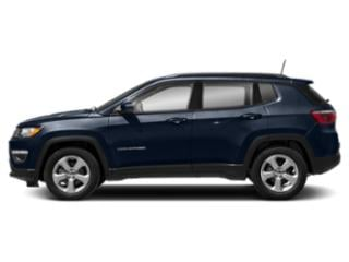 Jazz Blue Pearlcoat 2018 Jeep Compass Pictures Compass Sport FWD photos side view