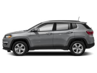 Billet Silver Metallic Clearcoat 2018 Jeep Compass Pictures Compass Utility 4D Limited 4WD photos side view