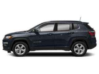 Rhino Clearcoat 2018 Jeep Compass Pictures Compass Utility 4D Limited 4WD photos side view