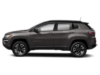 Granite Crystal Metallic Clearcoat 2018 Jeep Compass Pictures Compass Trailhawk 4x4 photos side view