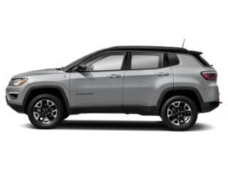 Billet Silver Metallic Clearcoat 2018 Jeep Compass Pictures Compass Trailhawk 4x4 photos side view