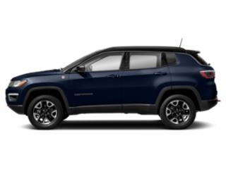 Jazz Blue Pearlcoat 2018 Jeep Compass Pictures Compass Utility 4D Trailhawk 4WD photos side view
