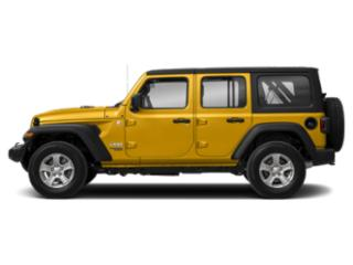 Hellayella Clearcoat 2018 Jeep Wrangler Unlimited Pictures Wrangler Unlimited Moab 4x4 photos side view