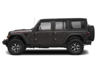 Granite Crystal Metallic Clearcoat 2018 Jeep Wrangler Unlimited Pictures Wrangler Unlimited Utility 4D Rubicon 4WD V6 photos side view