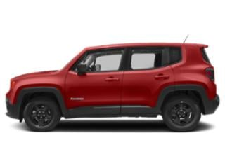 Colorado Red 2018 Jeep Renegade Pictures Renegade Utility 4D Sport 2WD photos side view