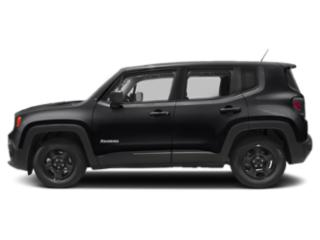 Black 2018 Jeep Renegade Pictures Renegade Utility 4D Sport 2WD photos side view