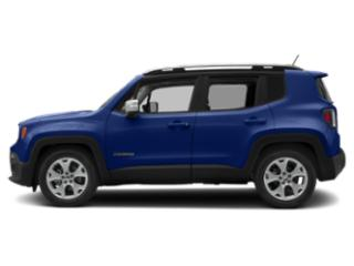 Jetset Blue 2018 Jeep Renegade Pictures Renegade Utility 4D Limited 2WD photos side view