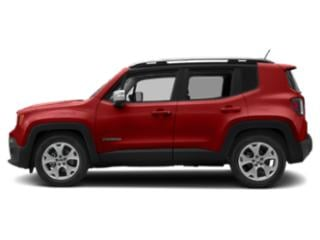Colorado Red 2018 Jeep Renegade Pictures Renegade Utility 4D Limited 2WD photos side view