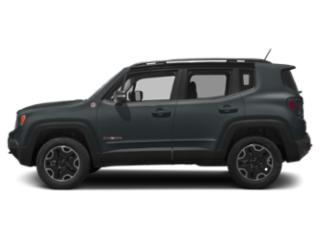 Anvil 2018 Jeep Renegade Pictures Renegade Utility 4D Trailhawk 4WD photos side view