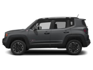 Granite Crystal Metallic Clearcoat 2018 Jeep Renegade Pictures Renegade Utility 4D Trailhawk 4WD photos side view
