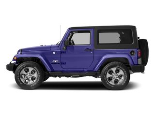 Xtreme Purple Pearlcoat 2018 Jeep Wrangler JK Pictures Wrangler JK Utility 2D Sahara 4WD photos side view
