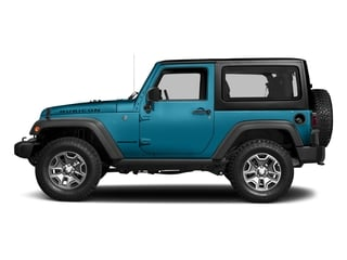 Chief Clearcoat 2018 Jeep Wrangler JK Pictures Wrangler JK Utility 2D Rubicon Recon 4WD V6 photos side view