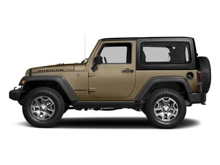 Gobi Clearcoat 2018 Jeep Wrangler JK Pictures Wrangler JK Utility 2D Rubicon Recon 4WD V6 photos side view