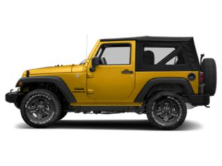 Baja Yellow Clearcoat 2018 Jeep Wrangler JK Pictures Wrangler JK Golden Eagle 4x4 photos side view