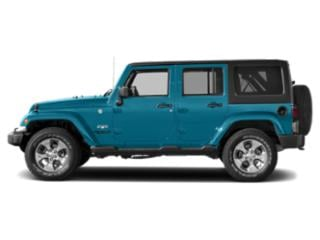Chief Clearcoat 2018 Jeep Wrangler JK Unlimited Pictures Wrangler JK Unlimited Utility 4D Unlimited Sahara 4WD photos side view