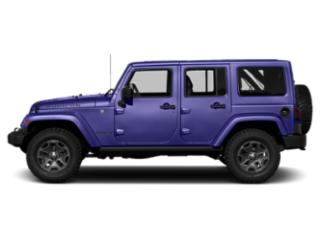 Xtreme Purple Pearlcoat 2018 Jeep Wrangler JK Unlimited Pictures Wrangler JK Unlimited Util 4D Unlimited Rubicon Recon 4WD photos side view
