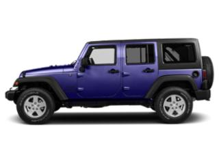 Xtreme Purple Pearlcoat 2018 Jeep Wrangler JK Unlimited Pictures Wrangler JK Unlimited Utility 4D Unlimited Sport 4WD photos side view