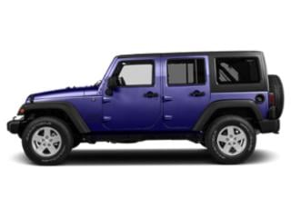 Xtreme Purple Pearlcoat 2018 Jeep Wrangler JK Unlimited Pictures Wrangler JK Unlimited Sport 4x4 photos side view