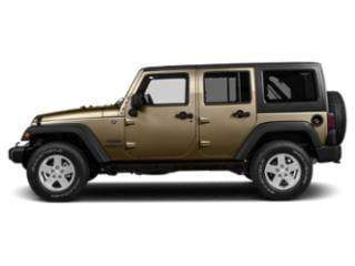 Gobi Clearcoat 2018 Jeep Wrangler JK Unlimited Pictures Wrangler JK Unlimited Sport 4x4 photos side view