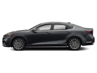 Platinum Graphite 2018 Kia Cadenza Pictures Cadenza Premium Sedan photos side view