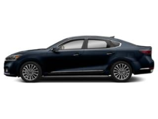 Gravity Blue 2018 Kia Cadenza Pictures Cadenza Premium Sedan photos side view