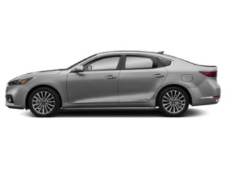 Silky Silver 2018 Kia Cadenza Pictures Cadenza Premium Sedan photos side view