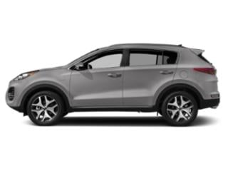 Mineral Silver 2018 Kia Sportage Pictures Sportage Utility 4D SX 2WD I4 Turbo photos side view