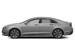 Ingot Silver Metallic 2018 Lincoln MKZ Pictures MKZ Sedan 4D Reserve AWD V6 Turbo photos side view