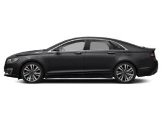 Black Velvet 2018 Lincoln MKZ Pictures MKZ Black Label AWD photos side view