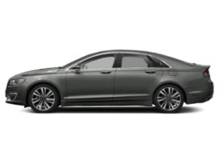 Magnetic Gray Metallic 2018 Lincoln MKZ Pictures MKZ Sedan 4D Reserve AWD V6 Turbo photos side view