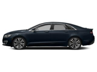 Rhapsody Blue 2018 Lincoln MKZ Pictures MKZ Sedan 4D Reserve AWD V6 Turbo photos side view