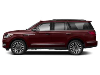 Burgundy Velvet Metallic Tinted Clearcoat 2018 Lincoln Navigator Pictures Navigator Utility 4D Select 4WD V6 Turbo photos side view