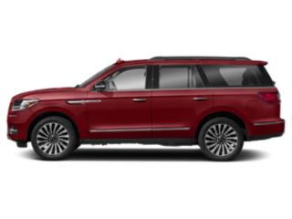 Ruby Red Metallic Tinted Clearcoat 2018 Lincoln Navigator Pictures Navigator Utility 4D Select 4WD V6 Turbo photos side view