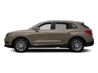 Iced Mocha Metallic 2018 Lincoln MKX Pictures MKX Utility 4D Premiere 2WD V6 photos side view