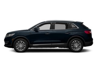 Rhapsody Blue 2018 Lincoln MKX Pictures MKX Utility 4D Reserve 2WD V6 photos side view