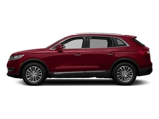 Ruby Red Metallic Tinted Clearcoat 2018 Lincoln MKX Pictures MKX Utility 4D Premiere 2WD V6 photos side view