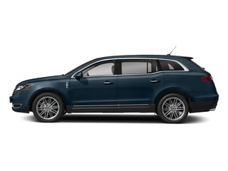 Blue Diamond 2018 Lincoln MKT Pictures MKT Wagon 4D Town Car AWD V6 photos side view
