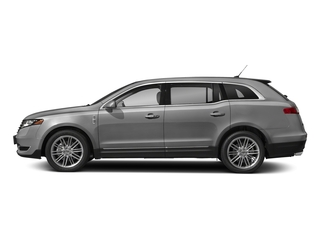Ingot Silver Metallic 2018 Lincoln MKT Pictures MKT Wagon 4D Town Car AWD V6 photos side view